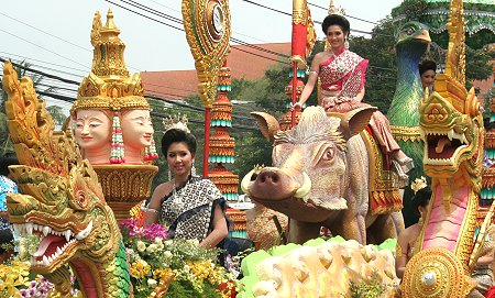 HAPPY SONGKRAN from Thailand | Thai Blogs