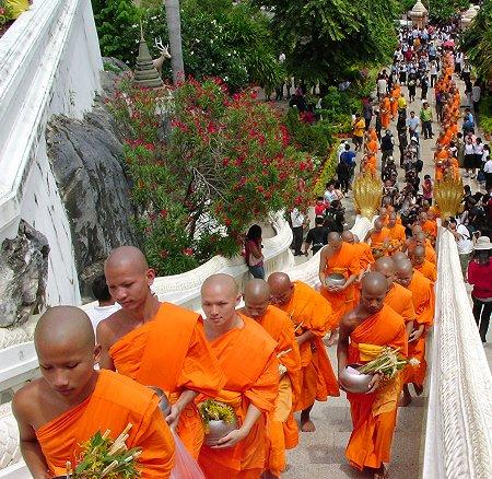 Buddhist Flower Festival