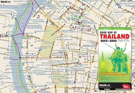 Bangkokmap