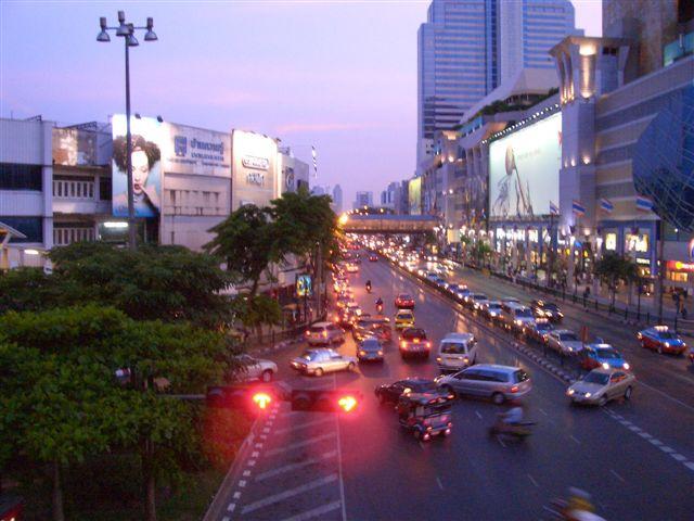 More Bangkok Traffic