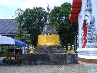 Buddha's Collarbone