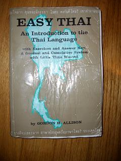 My First Thai Book