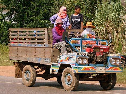 village truck