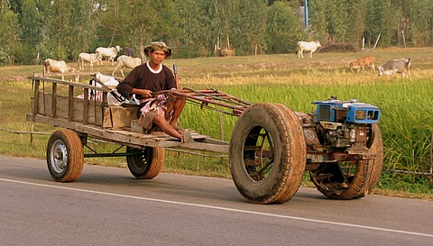 farm vehicle