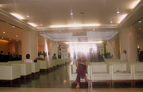 phyathai hospital reception