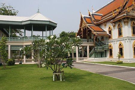 Sanam Chan Palace  Thai Blogs
