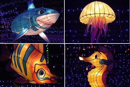 Lantern Festival in Hat Yai