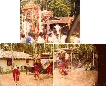 old patong our first chinese new year1980 - Chinese New Year 1980