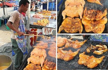 Grilled Thai Chicken | Thai Blogs