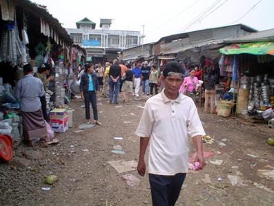 lao market