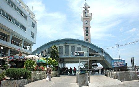 Mahachai ferry