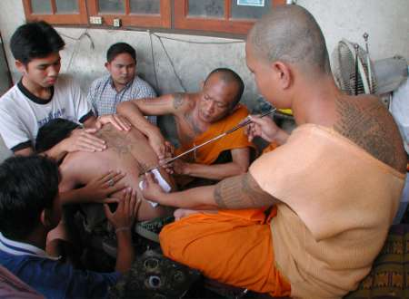 get yerself a sacred 39animal tattoo 39 from some well known upcountry monk