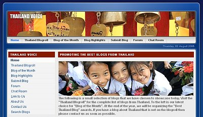 Thailand Blog Directory