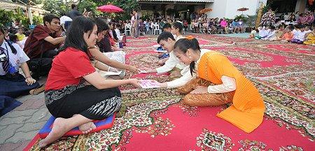 Thai manners