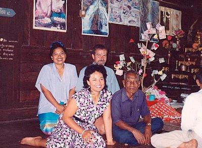 Tho Rakna and family