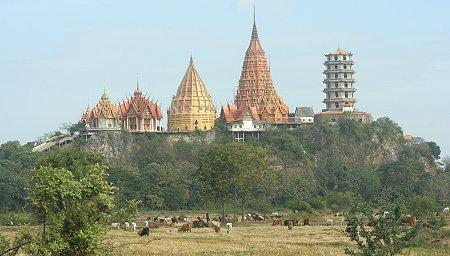 Wat Tham Sua, Tiger Cave Temple
