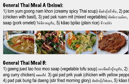 The ultimate eating thai food guide thai blogs although forumfinder Image collections