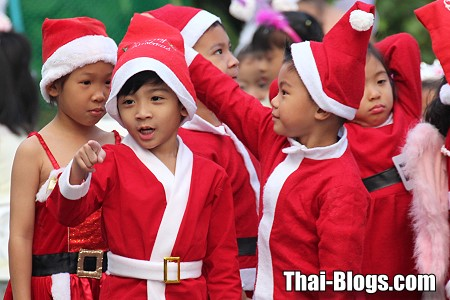 Merry Christmas from Thailand | Thai Blogs